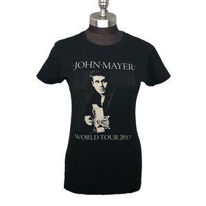 Tops - NWT LiveNation John Mayer World Tour 2017 T-shirt